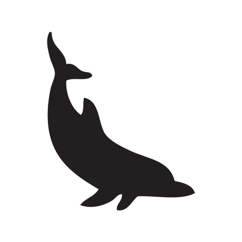 Dolphin Sticker 19