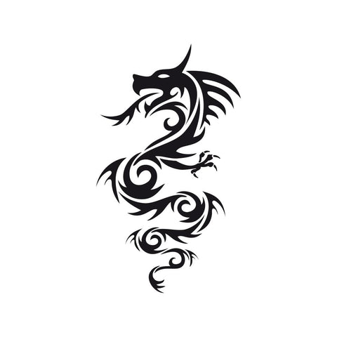 Dragon Sticker 19 - cartattz1.myshopify.com