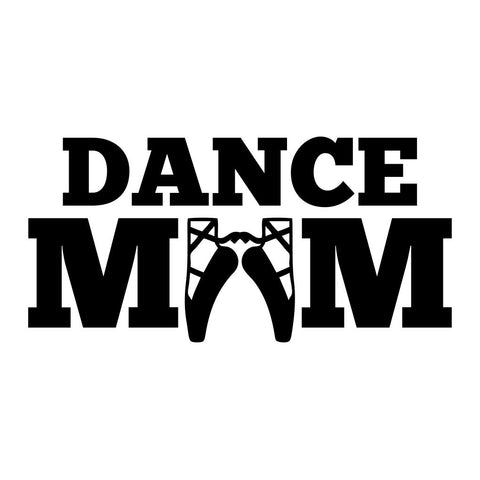 Dance Mom Sticker - cartattz1.myshopify.com
