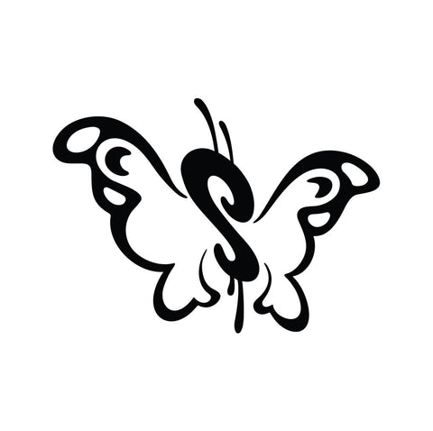 Butterfly Sticker 1 - cartattz1.myshopify.com