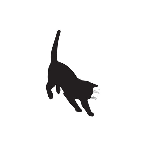 Cat Sticker 1 - cartattz1.myshopify.com