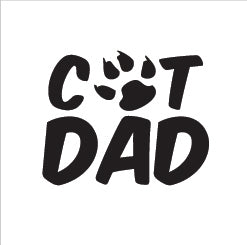 Cat dad 1 - cartattz1.myshopify.com