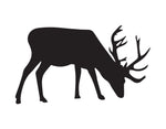 DEER JUMPING DECAL - cartattz1.myshopify.com