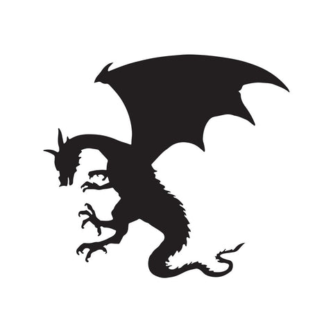Dragon Sticker 23 - cartattz1.myshopify.com