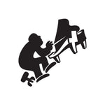 Piano Music Sticker 2 - cartattz1.myshopify.com
