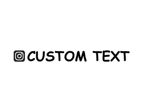 Instagram Sticker Comic Sans Font
