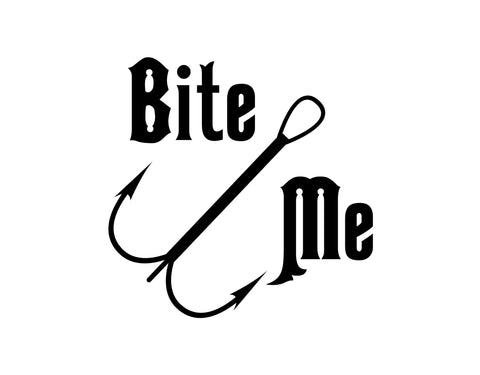 Bite Me Sticker - cartattz1.myshopify.com