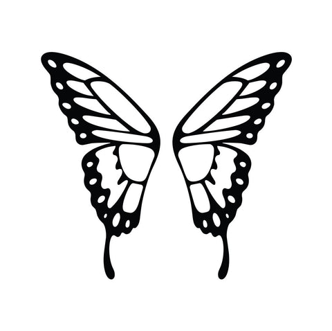 Butterfly Sticker 2 - cartattz1.myshopify.com