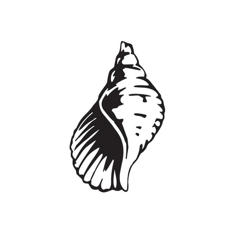 Sea Shell Sticker 7 - cartattz1.myshopify.com