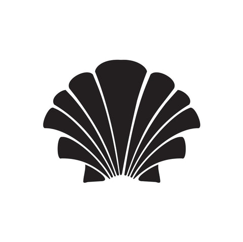 Sea Shell Sticker 8