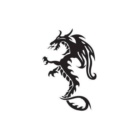 Dragon Sticker 3 - cartattz1.myshopify.com