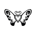 Butterfly Sticker 3 - cartattz1.myshopify.com