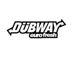 Dubway Sticker - cartattz1.myshopify.com