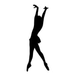 Ballet Dancer Sticker 44 - cartattz1.myshopify.com