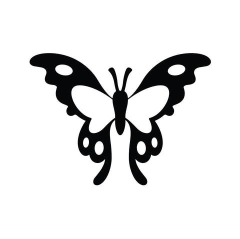 Butterfly Sticker 4 - cartattz1.myshopify.com