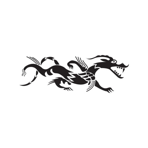Dragon Sticker 5 - cartattz1.myshopify.com