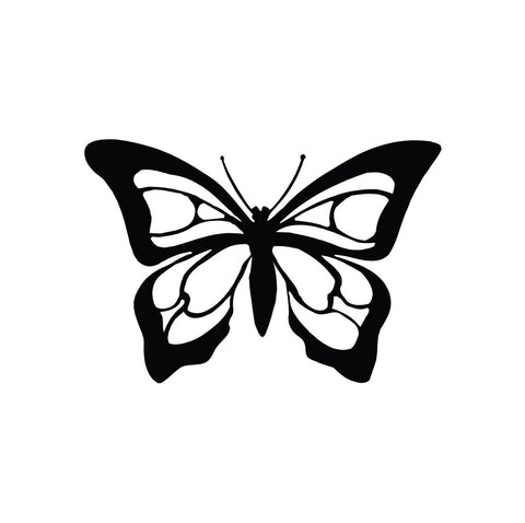 Butterfly Sticker 7 - cartattz1.myshopify.com