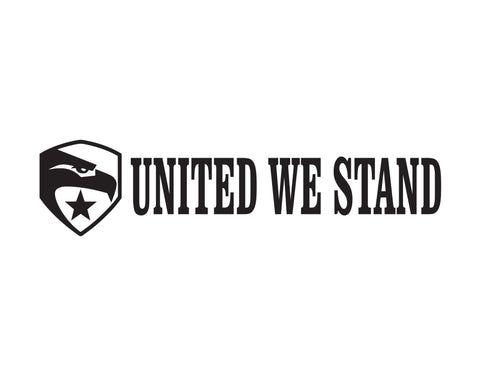 United We Stand Sticker - cartattz1.myshopify.com