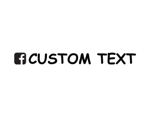 Facebook Sticker Comic Sans Font - cartattz1.myshopify.com