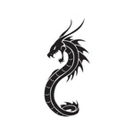 Dragon Sticker 9 - cartattz1.myshopify.com