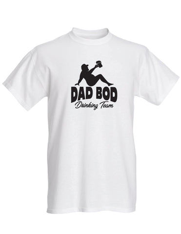 Dad Bod Drinking Team Trucker Mug Shirt - cartattz1.myshopify.com