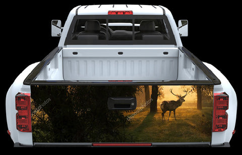 Deer Hunter Tailgate Wrap 2