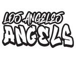 MLB Graffiti Decals los angeles angels - cartattz1.myshopify.com
