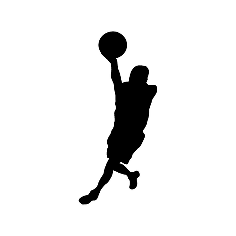 Basketball Sticker 3 - cartattz1.myshopify.com