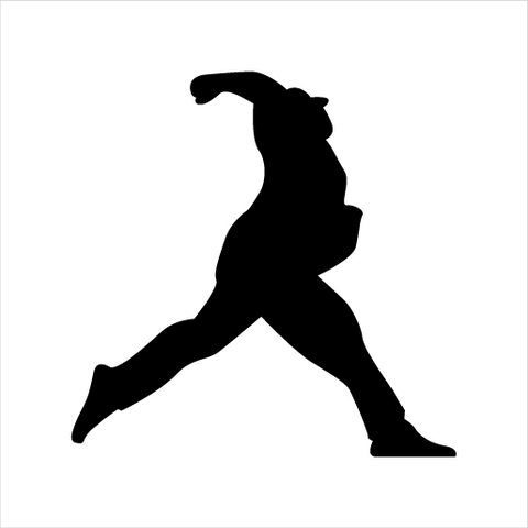 Baseball Sticker 4 - cartattz1.myshopify.com