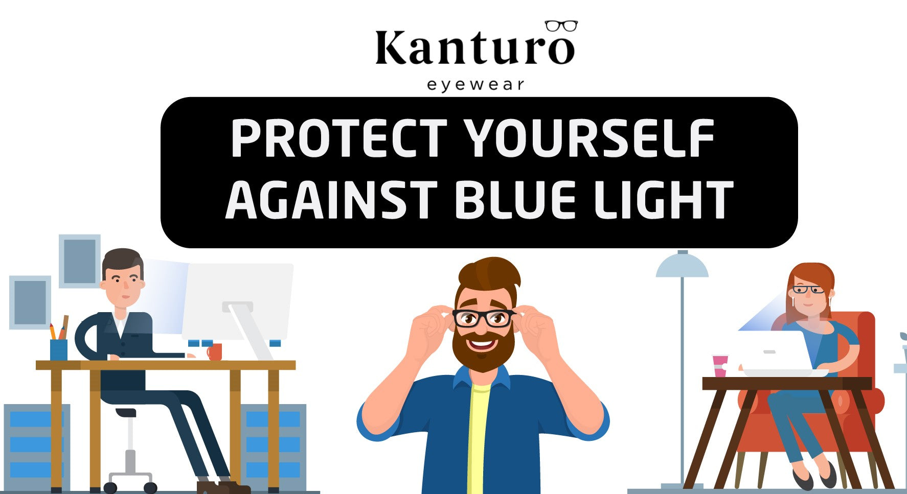 Protect Yourself From Blue Light
