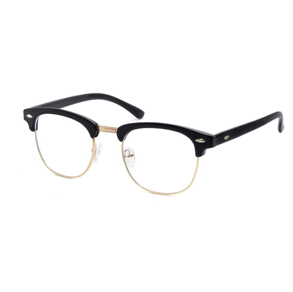 Kanturo Dawn Glasses black and gold