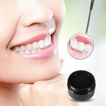 Load image into Gallery viewer, 100% Natural Activated Charcoal Teeth Whitening Powder + Toothbrush