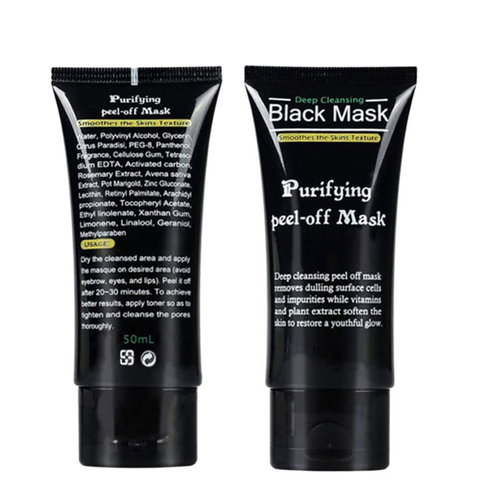 100% Natural Activated Charcoal Face Mask- Shills