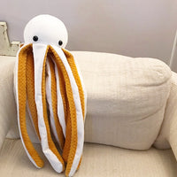 Coral the octopus Couch Pillow