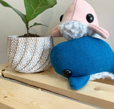 Mini Whale Pod Shipping Included