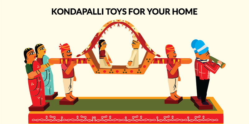 Kondapalli Toys for Your Home