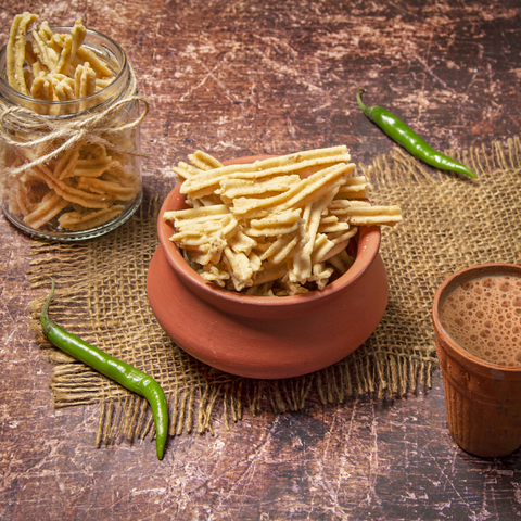 Traditional Lehenga with Blouse - 3 to 4 Years