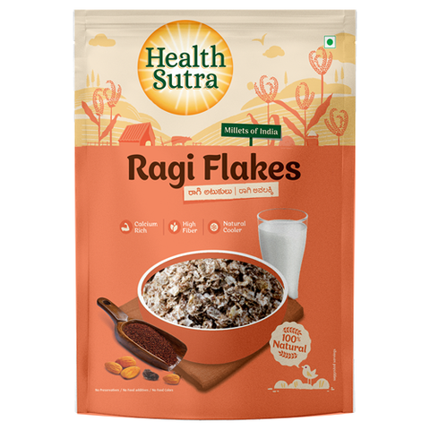 Ragi Flakes - Pack of 4