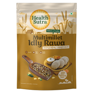 Multimillet Idly Rawa - Roasted
