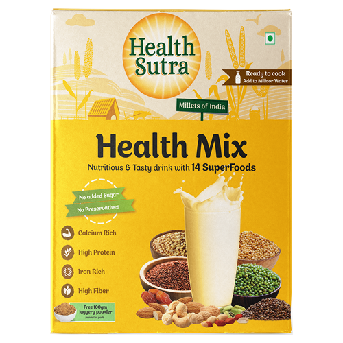 Health Sutra Health Mix - Pack of 3