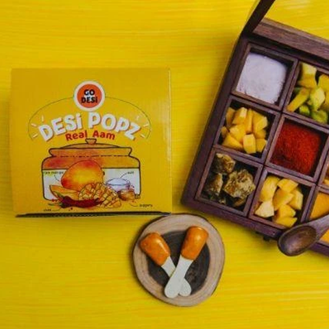 DESi POPz - Real Aam (50 Pcs)