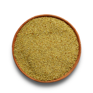 Organic Brown Top Millet_Desiauthentic