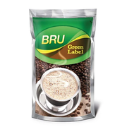 Bru Green Label Filter Coffee - 400g