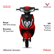 Varcas Falcon Electric Scooter
