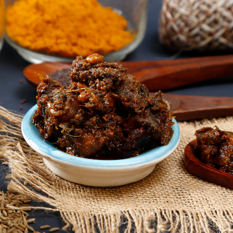 Gongura Chicken Pickle - 1kg
