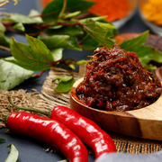 Gongura Red Chilly Pickle