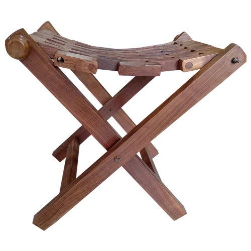 Kondapalli Toys Foldable wooden chair