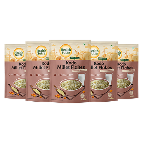Kodo Millet Flakes - Pack of 5