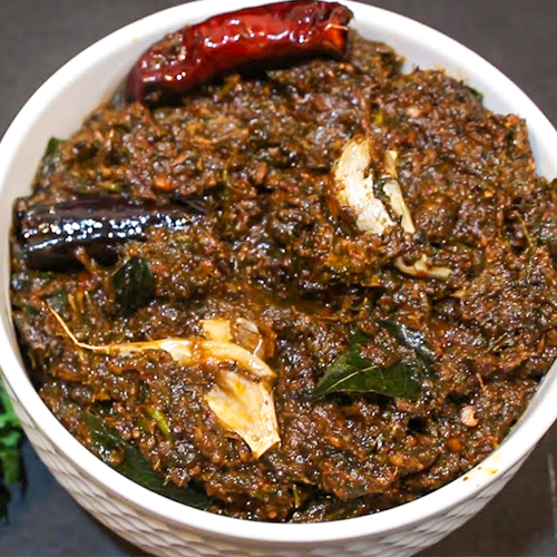 Kothimeera Pickle