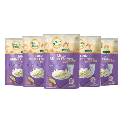 Little Millet Flakes - Pack of 5
